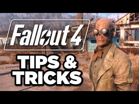 Fallout 4 Tips & Tricks