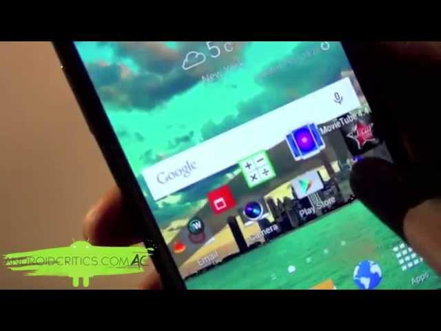 Best Android App Of 2015: Wave Launcher- Launch Apps Quickly