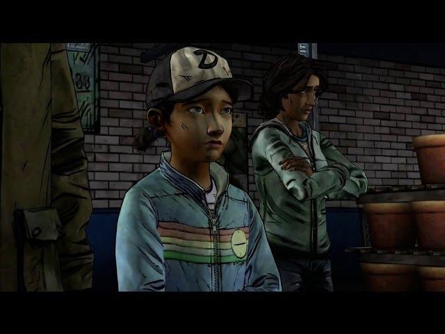 The Walking Dead: Season Two - Episode 3 Trailer