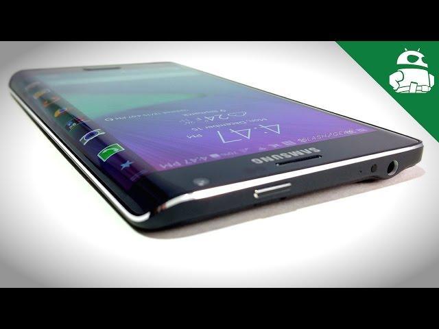 Samsung Galaxy S6 Edge: The True Flagship?