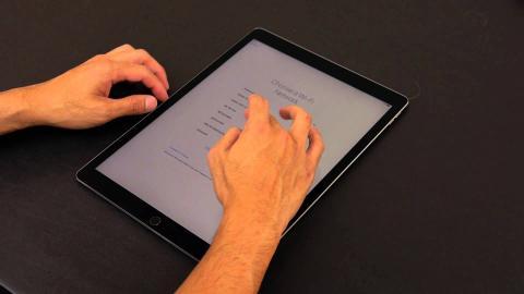 Apple iPad Pro unboxing