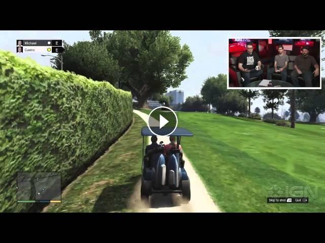 swingers golf club gta № 141713