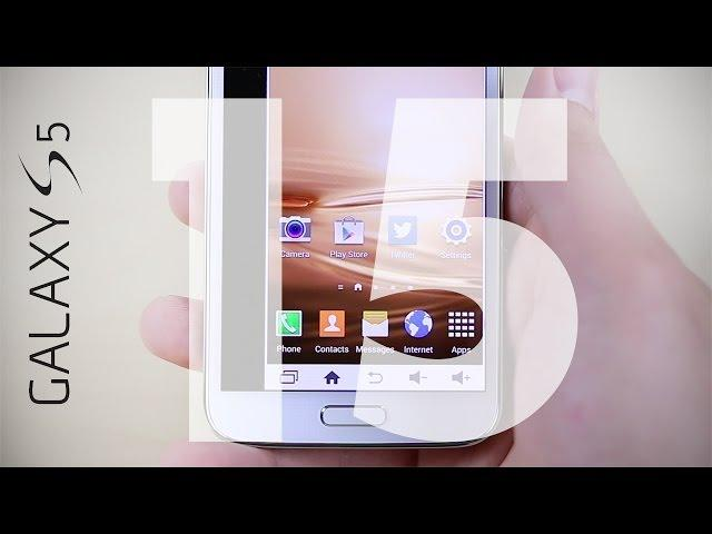 15 Samsung Galaxy S5 Tips and Tricks