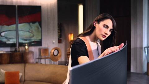 2016 Samsung SUHD TV Commercial - Design
