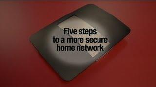 CNET How To - Home networking part 6: How to keep your network secure