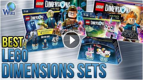 10 Best Lego Dimensions Sets 2018