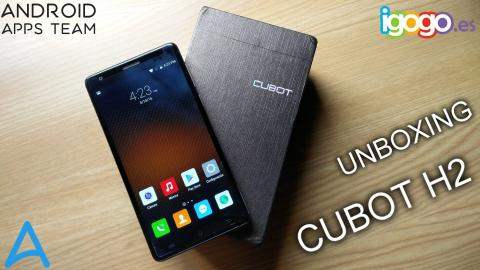 CUBOT Magic 4G Smartphone /Unboxing / Hands-on / Review