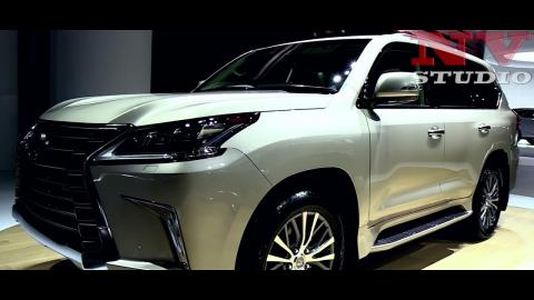 NEW 2018 - Lexus LX 570 5.7l V8 Sport SUV - Exterior and Interior Full HD 1080p