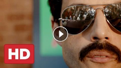 Bohemian Rhapsody Trailer (Freddie Mercury Movie) Rami Malek