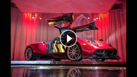 Pagani Huayra Tempesta Package Dancing With God Of Wind At