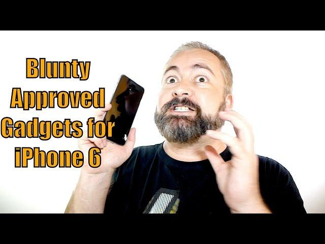 Blunty-Approved Gadgets for iPhone 6 Photo & Video - DigiDIRECT TV Ep 087