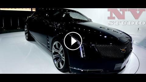 New 2019 Cadillac Elmiraj Super Luxury 4 5l V8 500hp Sport