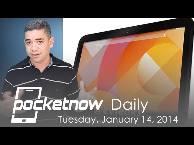 Google Nexus 10 renders, Moto G Google Edition, Note 3 KitKat & more - Pocketnow Daily
