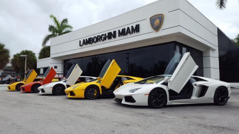 Lamborghini Aventador Gallardo Huracan Drive By Supercar Paradise At