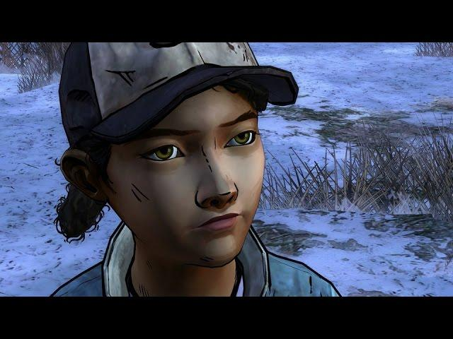 The Walking Dead: Season 2 - PS4 & Xbox One Trailer