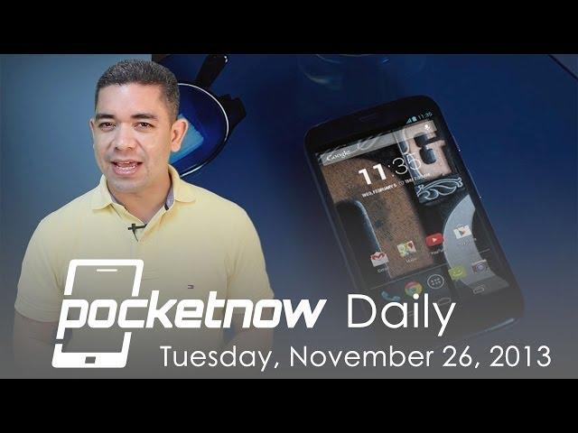 Google Nexus 7 deals, KitKat for Google Edition phones, US Moto G & more - Pocketnow Daily