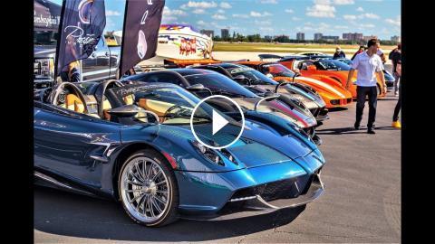 300 Worlds Best Supercars Drive By Pagani Bugatti Lamborghini