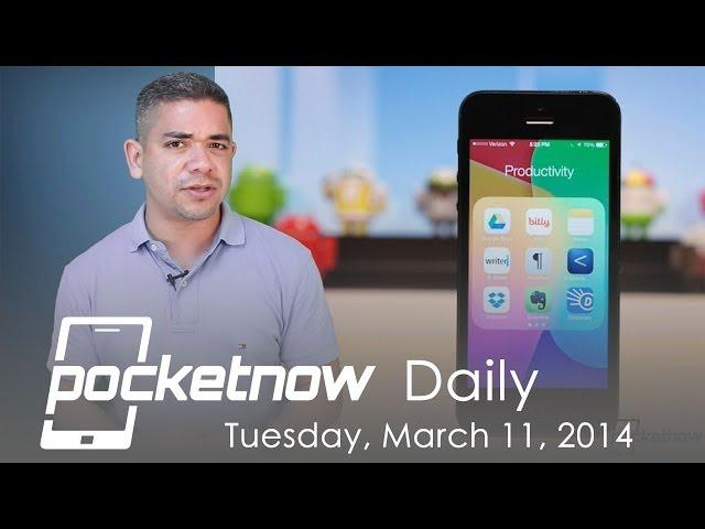 iPhone 6 phablet, HTC dual-camera purpose, Snapdragon 800 modded & more - Pocketnow Daily