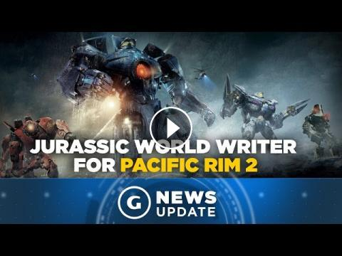 Jurassic World Writer to Bring Monster Action to Pacific Rim