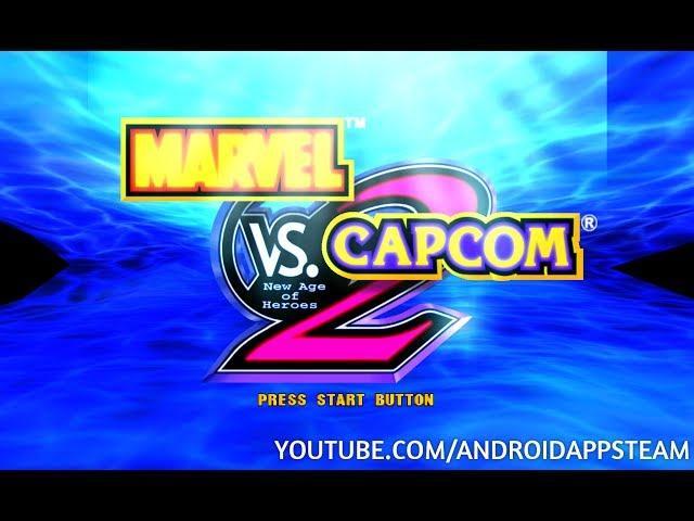 marvel vs capcom 2 apk sin emulador