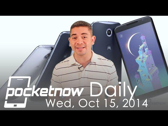 Google's Nexus 6, Nexus 9, Android 5.0 Lollipop & more - Pocketnow Daily