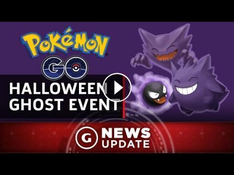 Pokémon Go Getting Halloween In-Game Event - GS News Update