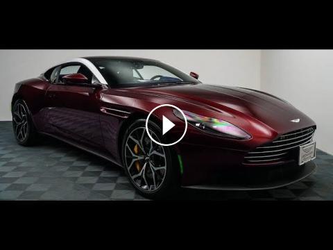 New 2019 Aston Martin Db11 Twin Turbocharged 5 2l V12 630hp