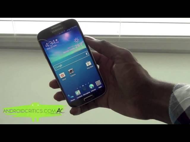 Best ROM For Samsung Galaxy S4 i9500: Crash ROM Android 4.2.2 Jelly Bean