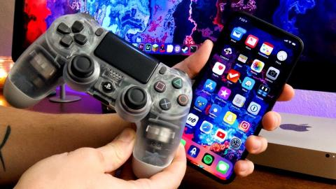 Happy Chick Controller - GameSir G3S On iPhone & iPad - Unboxing And