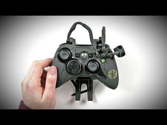 Avenger Elite for XBOX 360 Controller Unboxing  amp  First LookXbox 360 Titanfall Controller