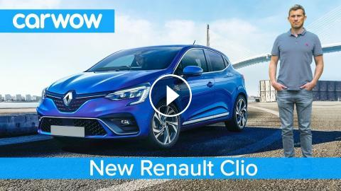 New Renault Clio 2020 Revealed See Why It S Posher Than A Vw Polo