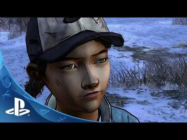 The Walking Dead: Season Two | Season Finale Accolades Trailer | PS4 & PS Vita Release Dates