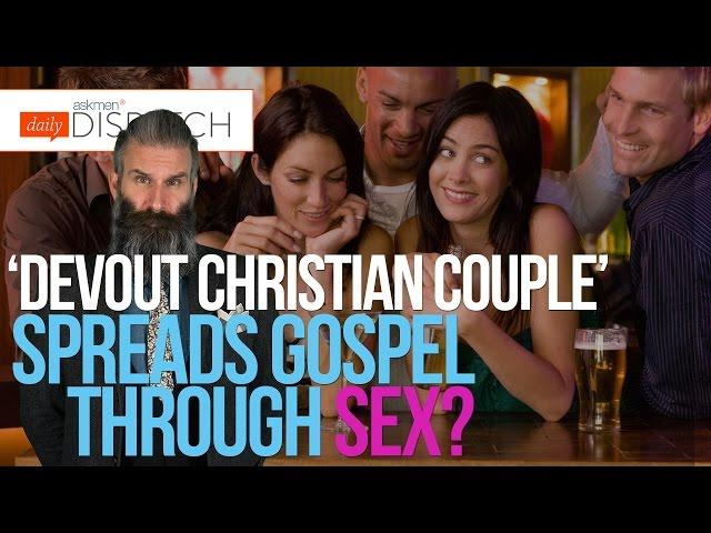 Christian Swingers Spread God's... Ergh... Love?