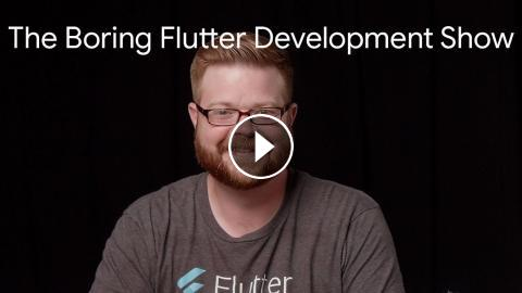 Q&A and Tour of Flutter Samples Index - The Boring Flutter