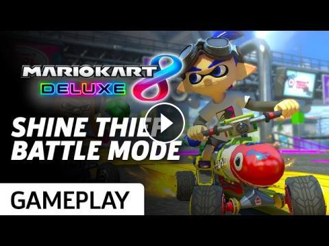 Bowser Jr Takes The Gold In Mario Kart 8 Deluxe S New