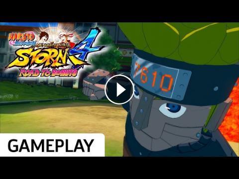 naruto ultimate ninja storm 4 road to boruto pc gameplay