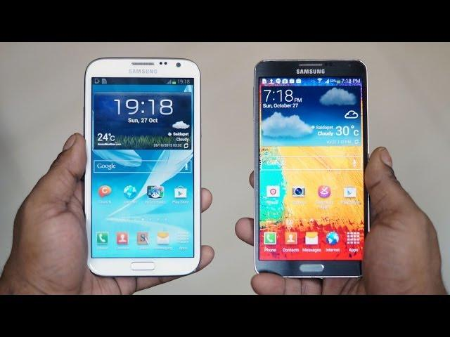 Galaxy Note 2 vs Galaxy Note 3 Comparison - Worth the Upgrade?