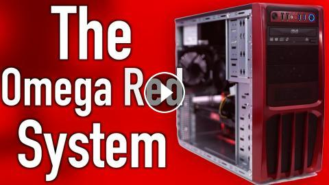 Omega Red $650 Budget AMD Ryzen System Build!