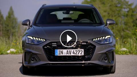 2020 Audi A4 Avant 40 Tdi Experience