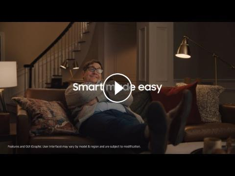 Smart TV: Make yourself at home with SmartThings | Samsung