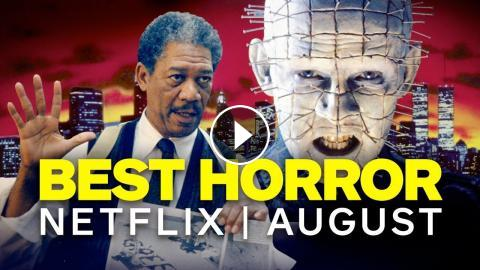 The Best Horror Movies on Netflix for August 2018