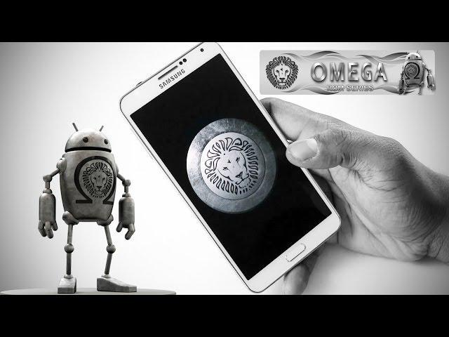 Galaxy Note 3 N9005 - Omega ROM - How to Install/Flash