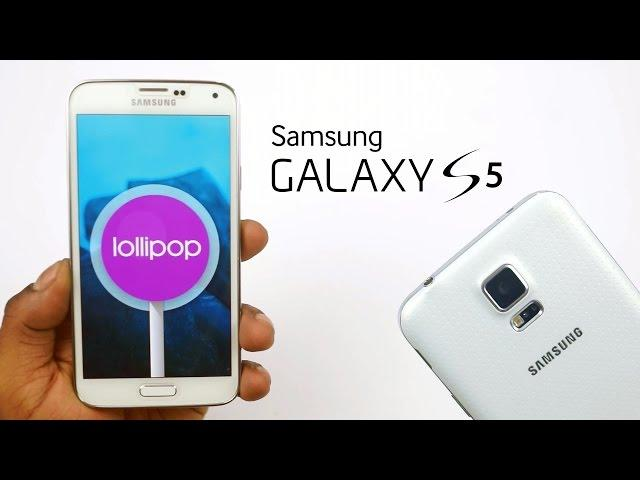Galaxy S5 -  Android 5.0 Lollipop based Cyanogenmod 12 - Install Instructions (Snapdragon GSM Only)