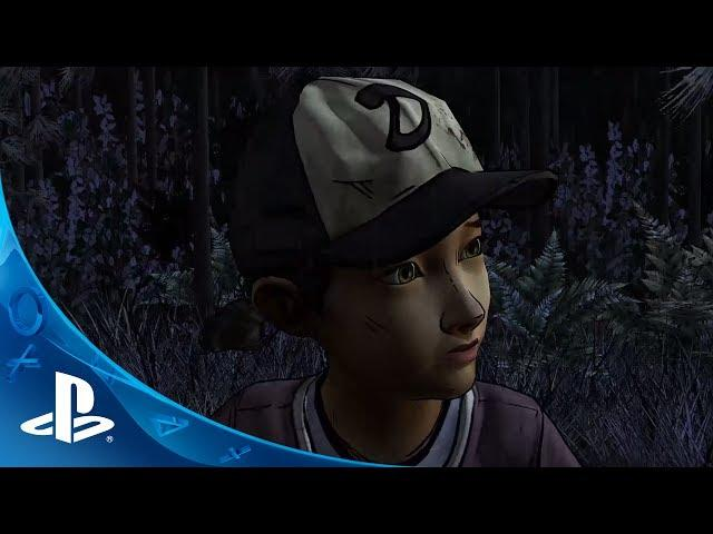 The Walking Dead Season 2 PS3 Trailer