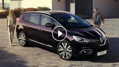 2020 Renault Scenic Mpv Family Suv