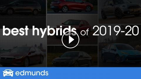 Best Hybrids 2020.Best Hybrid Cars For 2019 2020 Top Rated Hybrids And