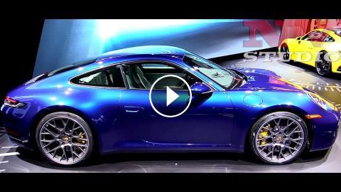New 2020 Porsche 911 Carrera 4s 992 Exterior And Interior 2160p 4k
