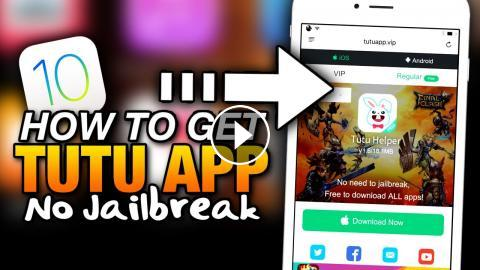 How To Get TUTU APP No Jailbreak ON iOS 10 - FREE PAID APPS