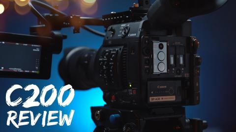 Canon C200 - CFast to SSD for RAW Recording!