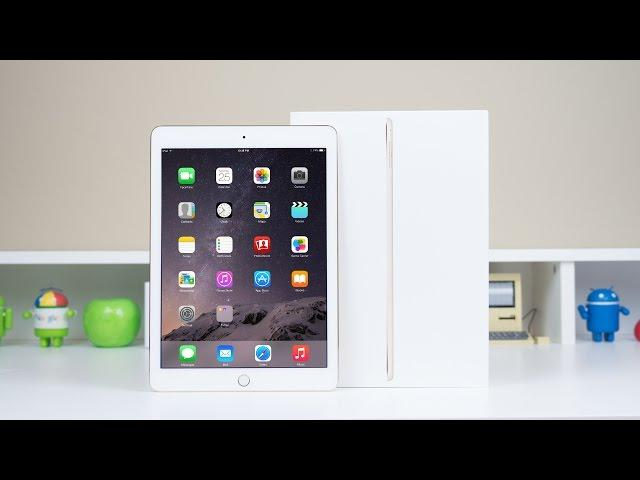 Apple iPad Air 2 Unboxing & First Look (4K)
